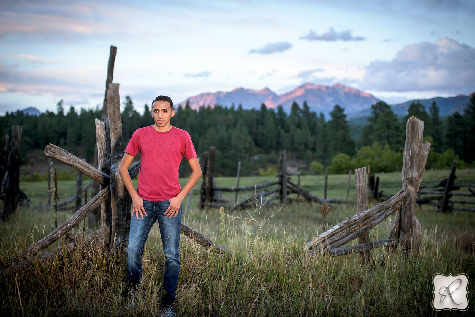 Durango Colorado mountains professional photography