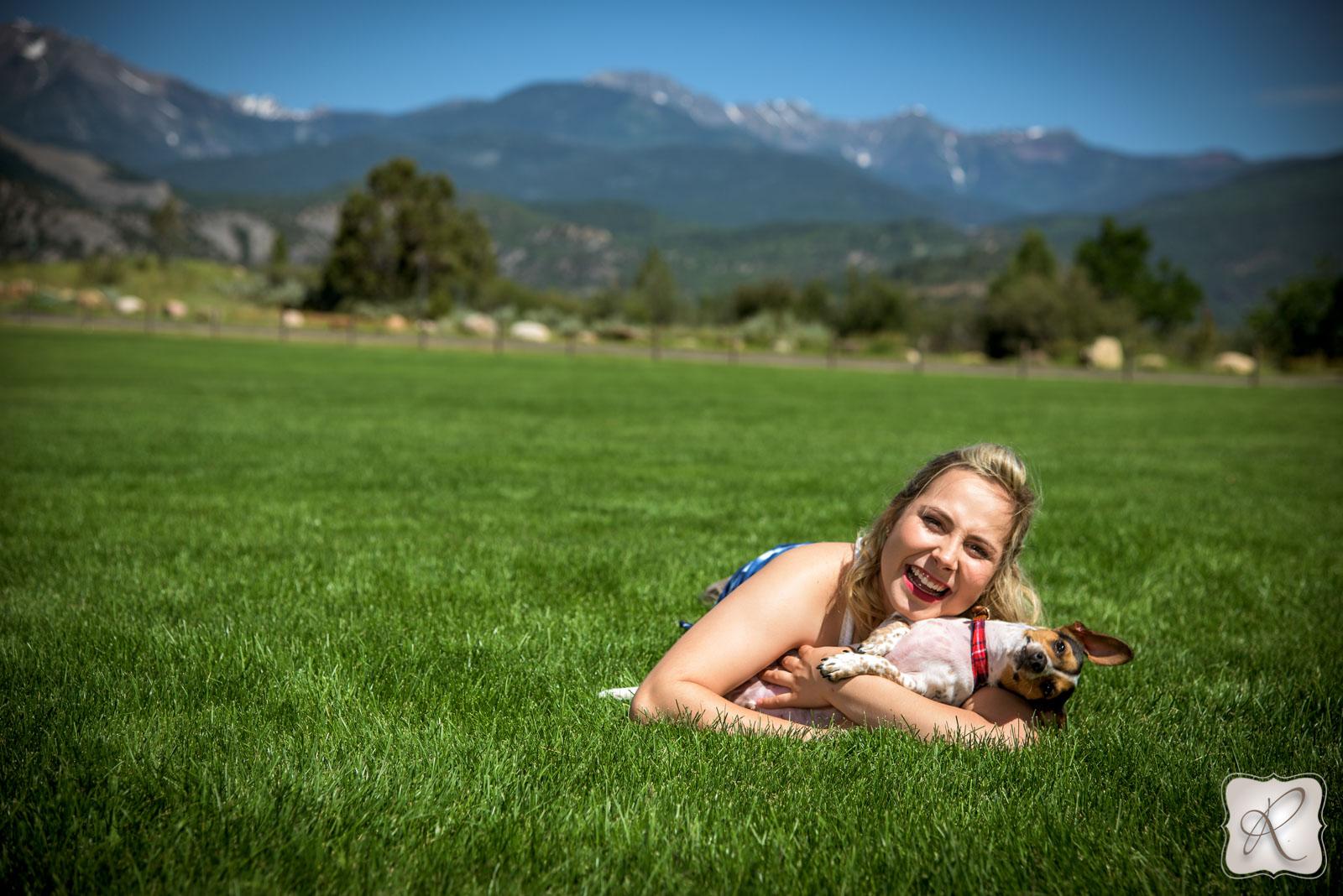 cute outdoor photography Durango colorado