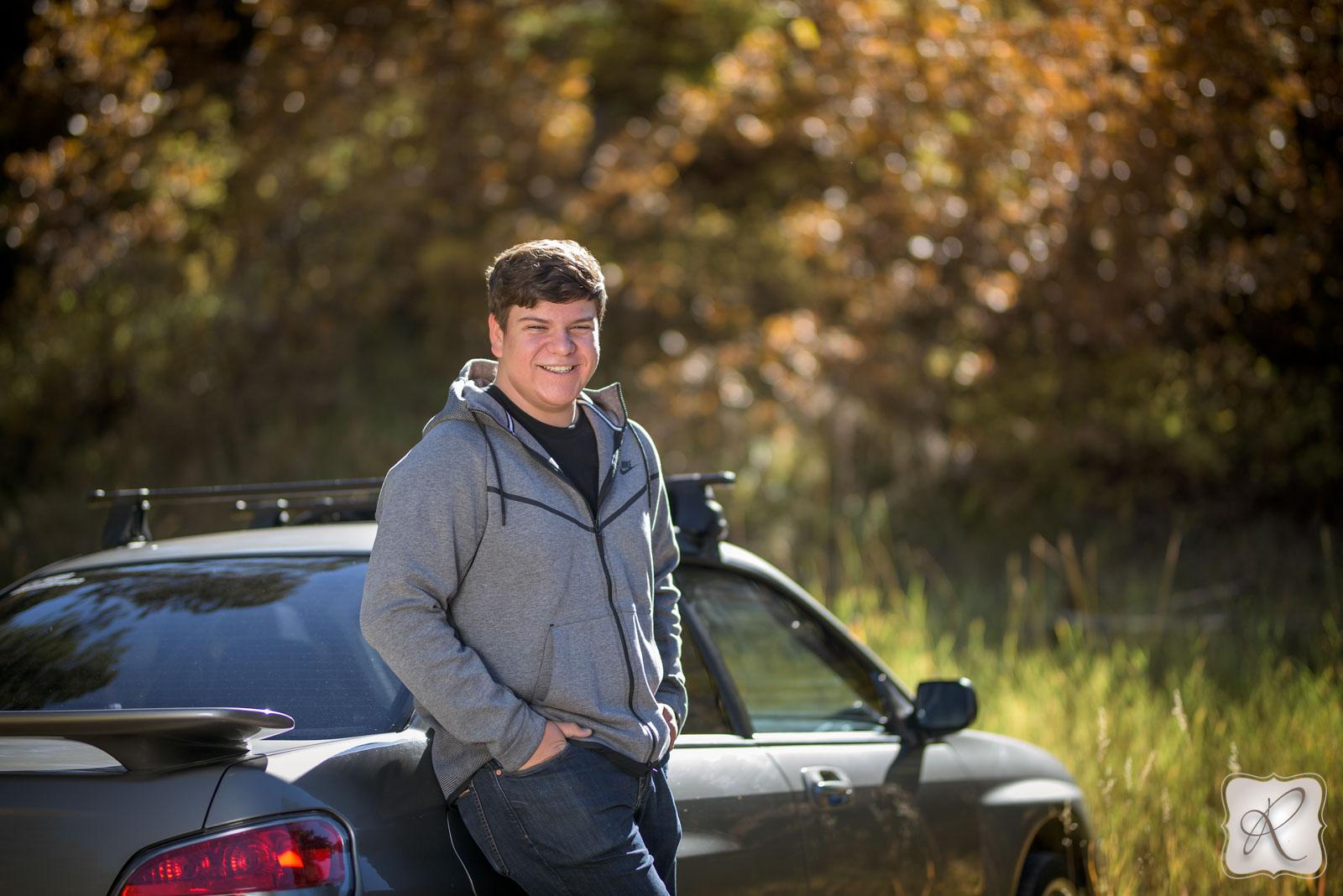 Professional senior pictures Durango Colorado