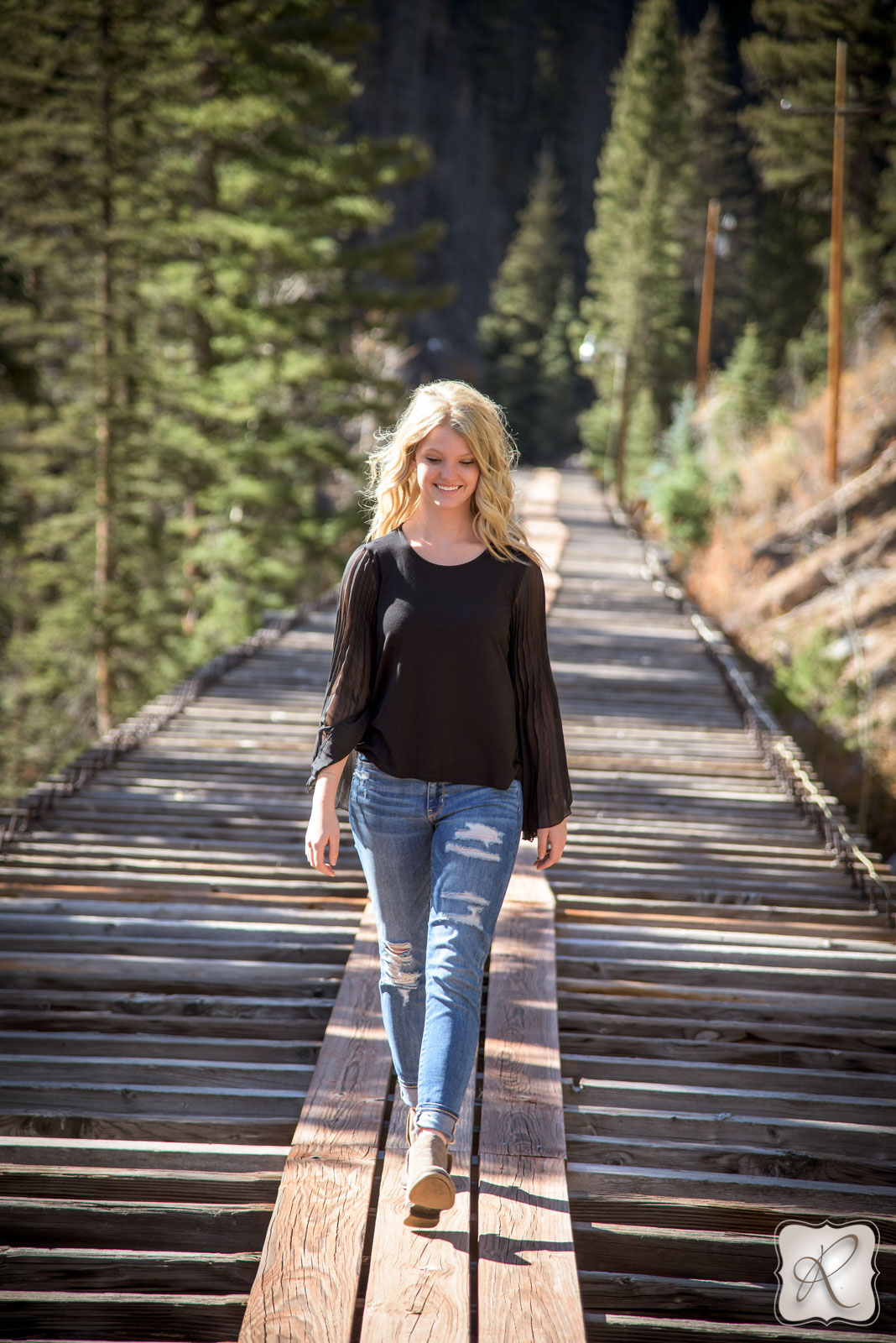 Durango Colorado Senior Pictures