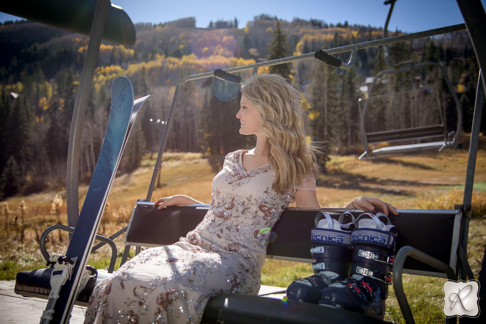 Ski Portraits Durango