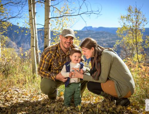 Ross Family Portraits Durango Colorado