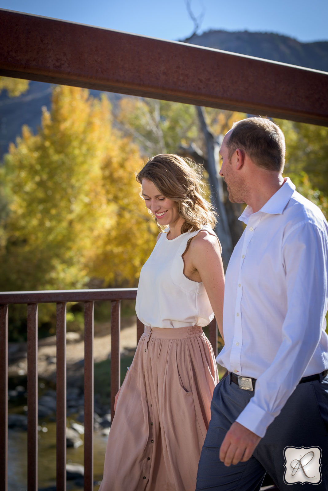Engagement Photography in Durango