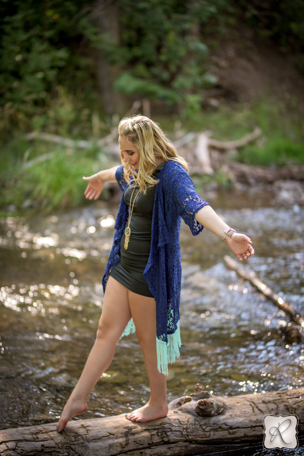 water professional photography in Durango, Colorado
