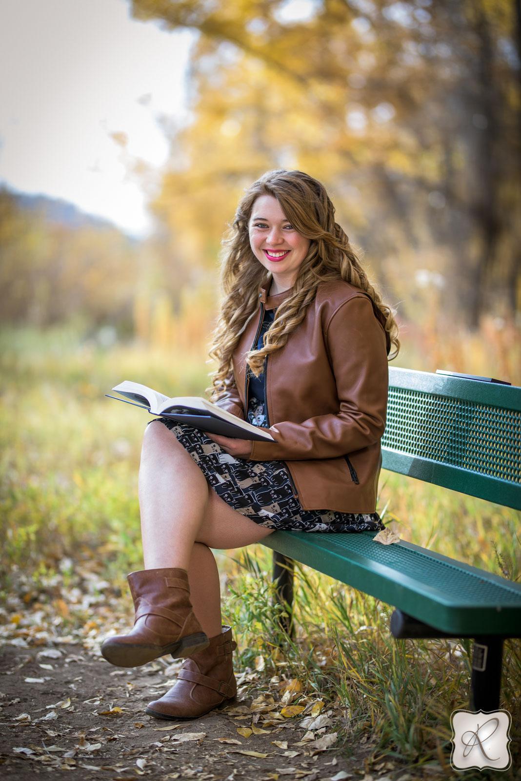 unique senior pictures by Allison Ragsdale Photography