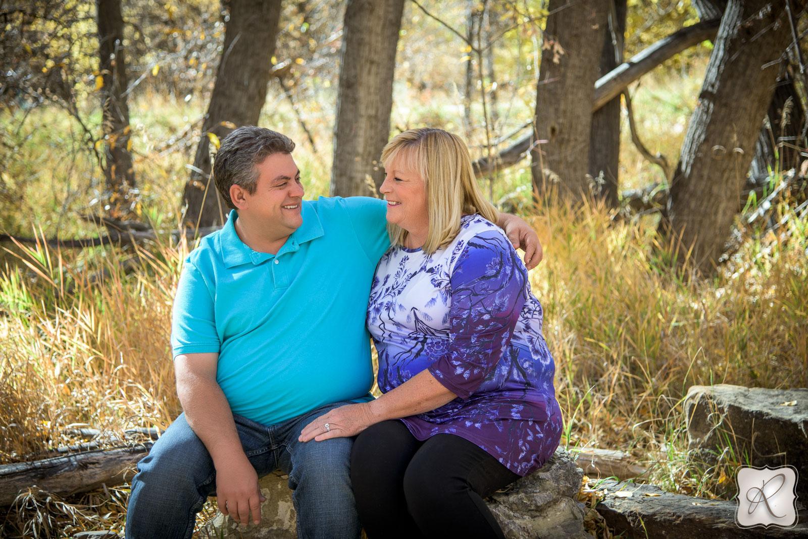 Durango Engagement Portraits