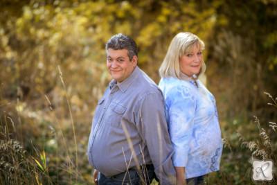 Engagement Portraits in Durango CO