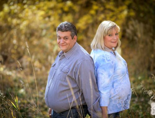 Daniel & Leslie's Durango Colorado Engagement