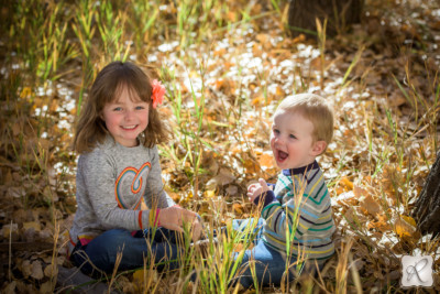 Fall family portraits by Allison Ragsdale Photography
