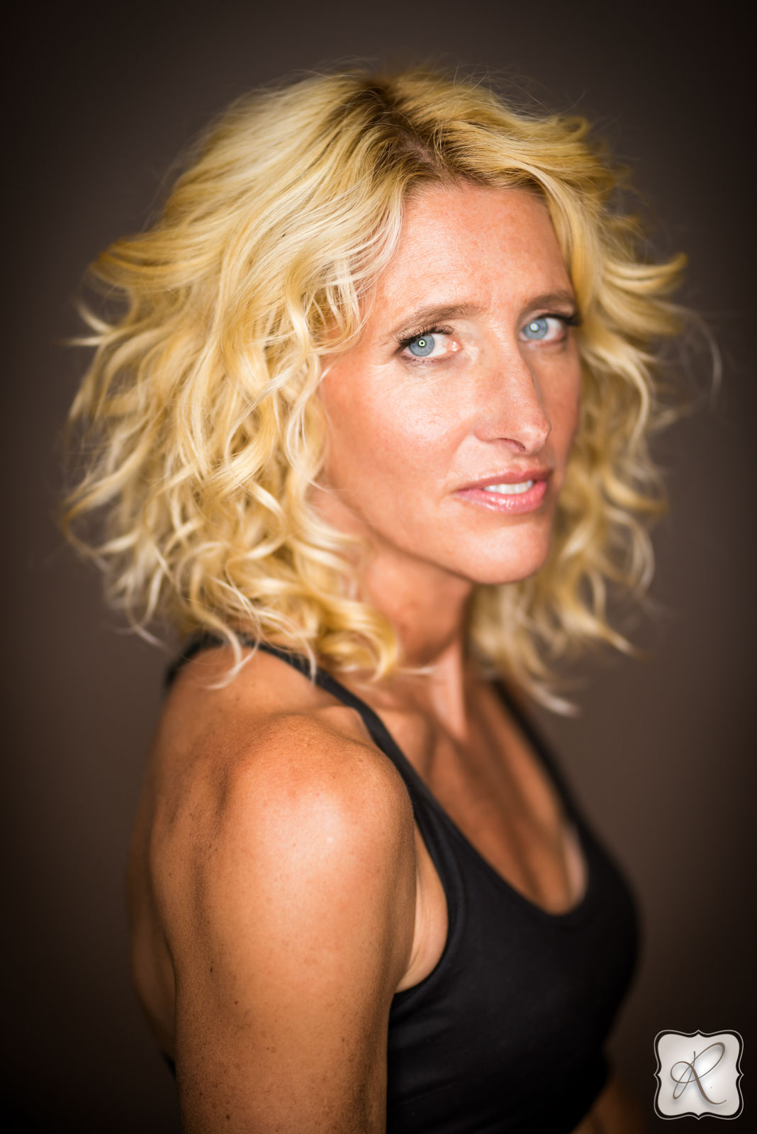 Model Portfolio Headshots Photographed in Durango Colorado by Allison Ragsdale Photography