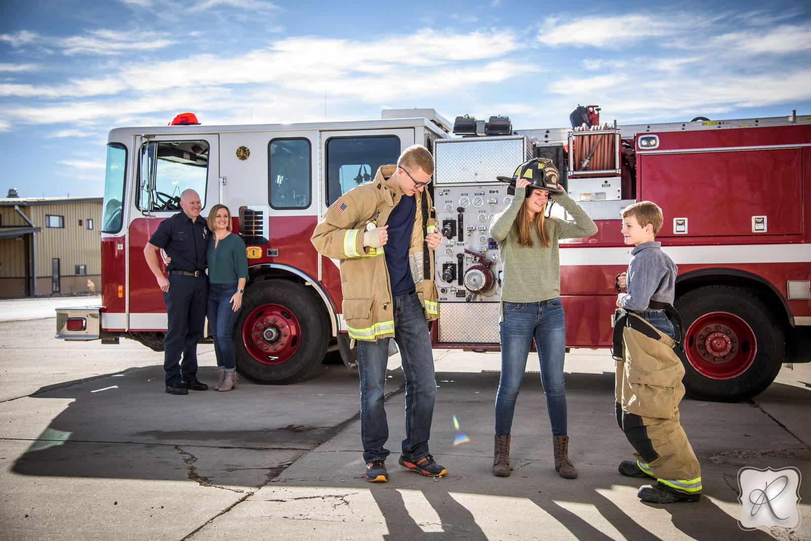 Family Portraits Durango Colorado