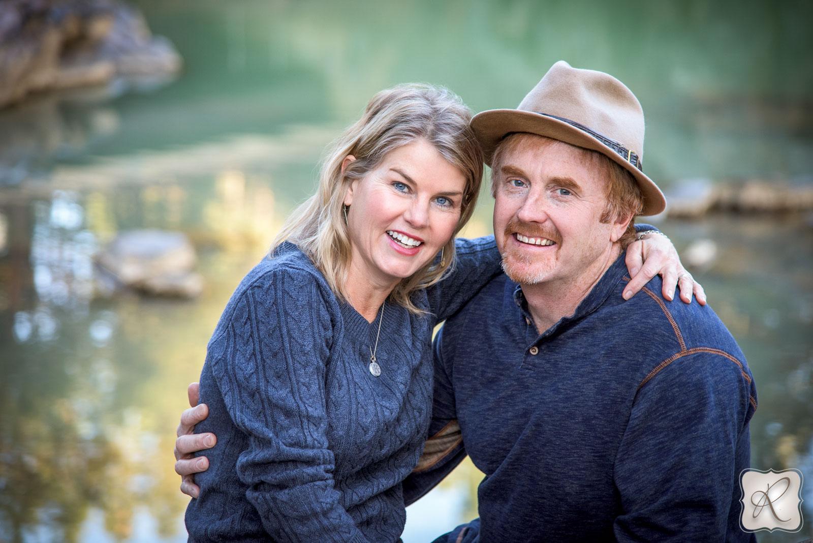 outdoor fall professional portraits in Durango Colorado