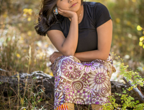 Shoshone Thompson's Durango Colorado Senior Portraits