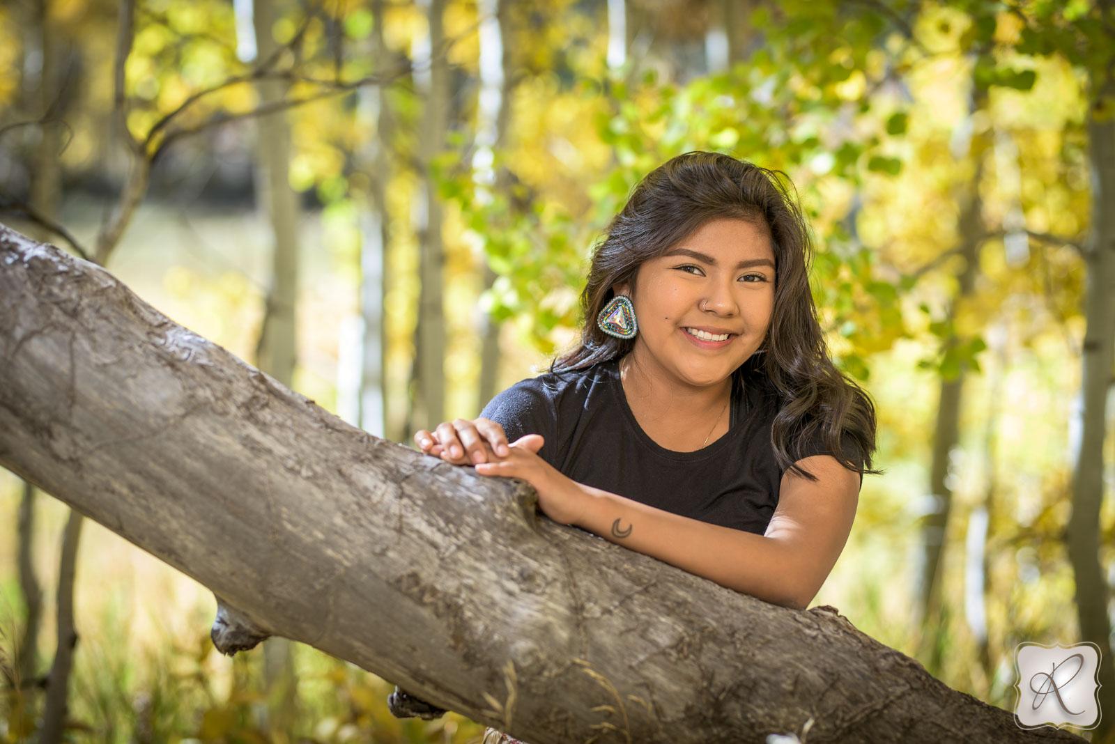 Colorado Senior Portraits