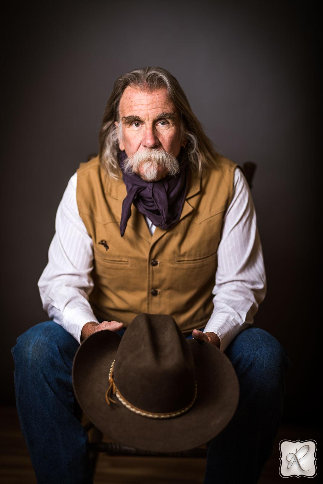Cowboy Headshots