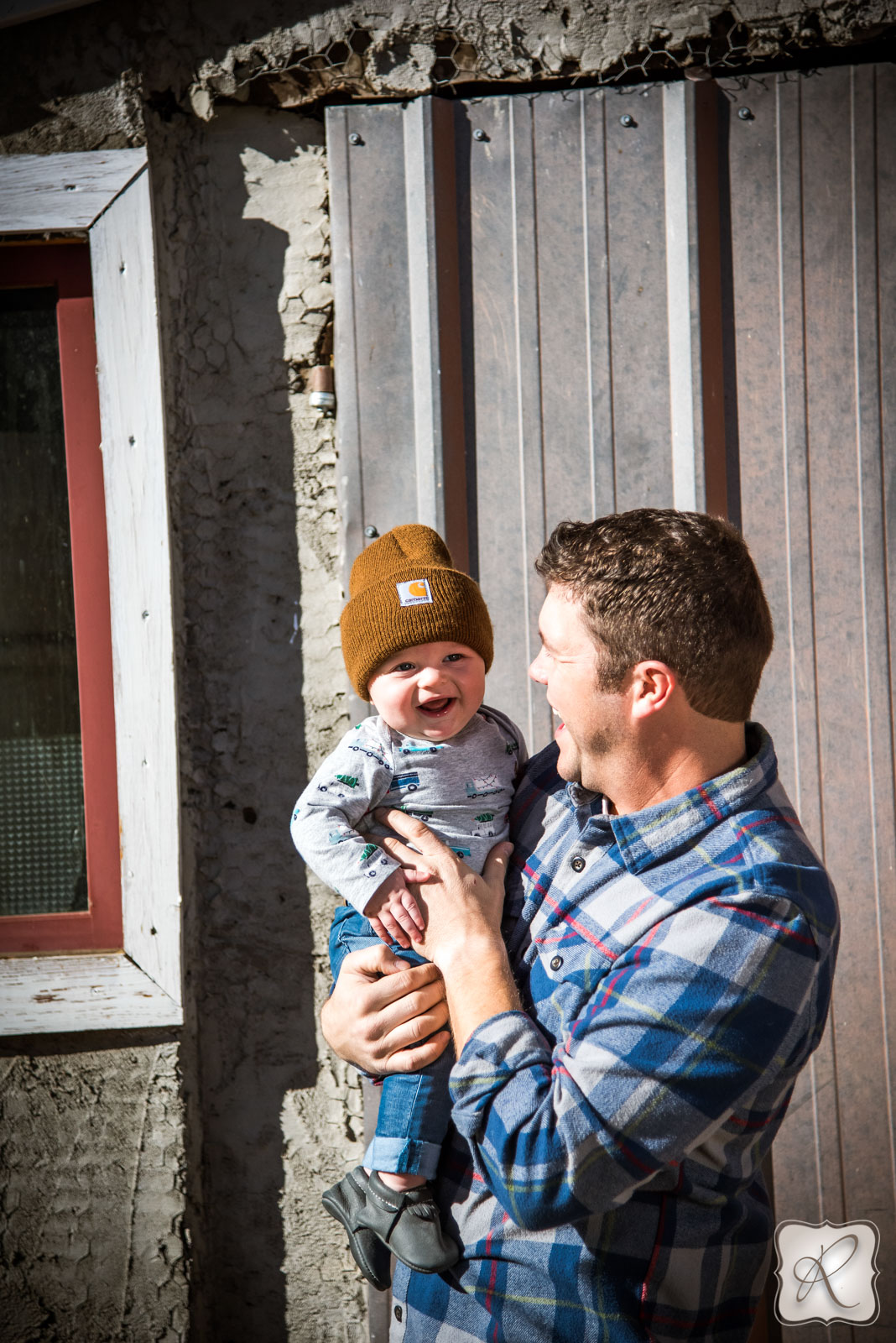 professional baby portraits by Allison Ragsdale Photography in Durango, Colorado