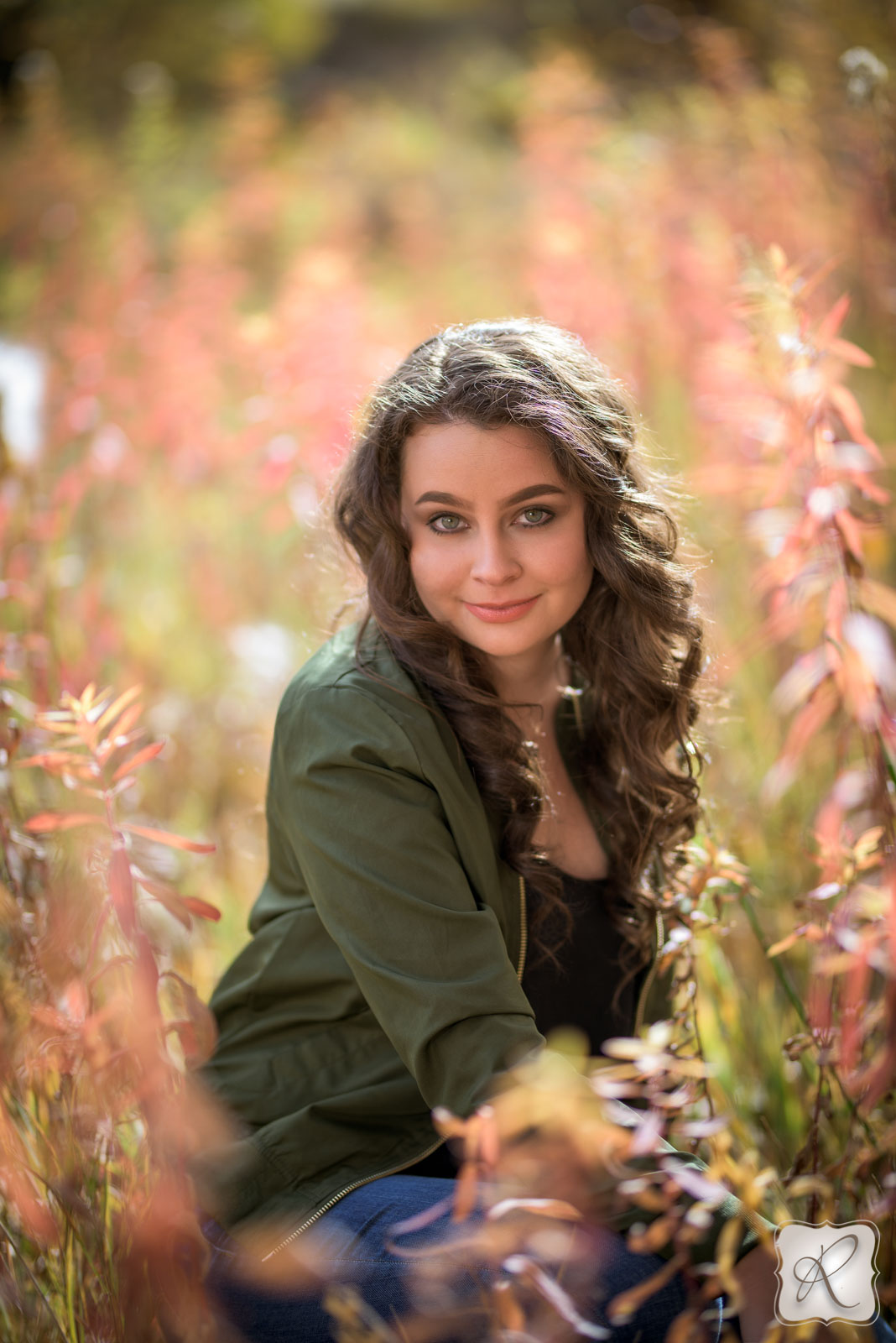 fall senior pictures in Durango Colorado