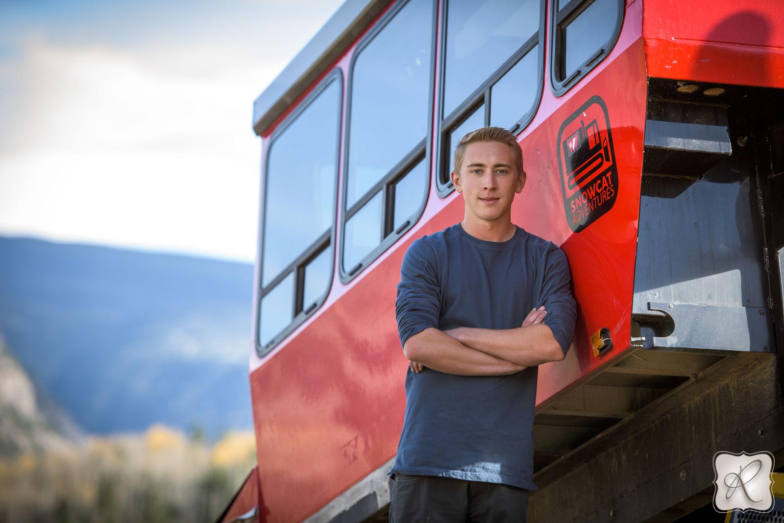 senior pictures in Durango Colorado