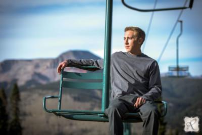 Senior pictures in Durango Colorado by Allison Ragsdale Photography