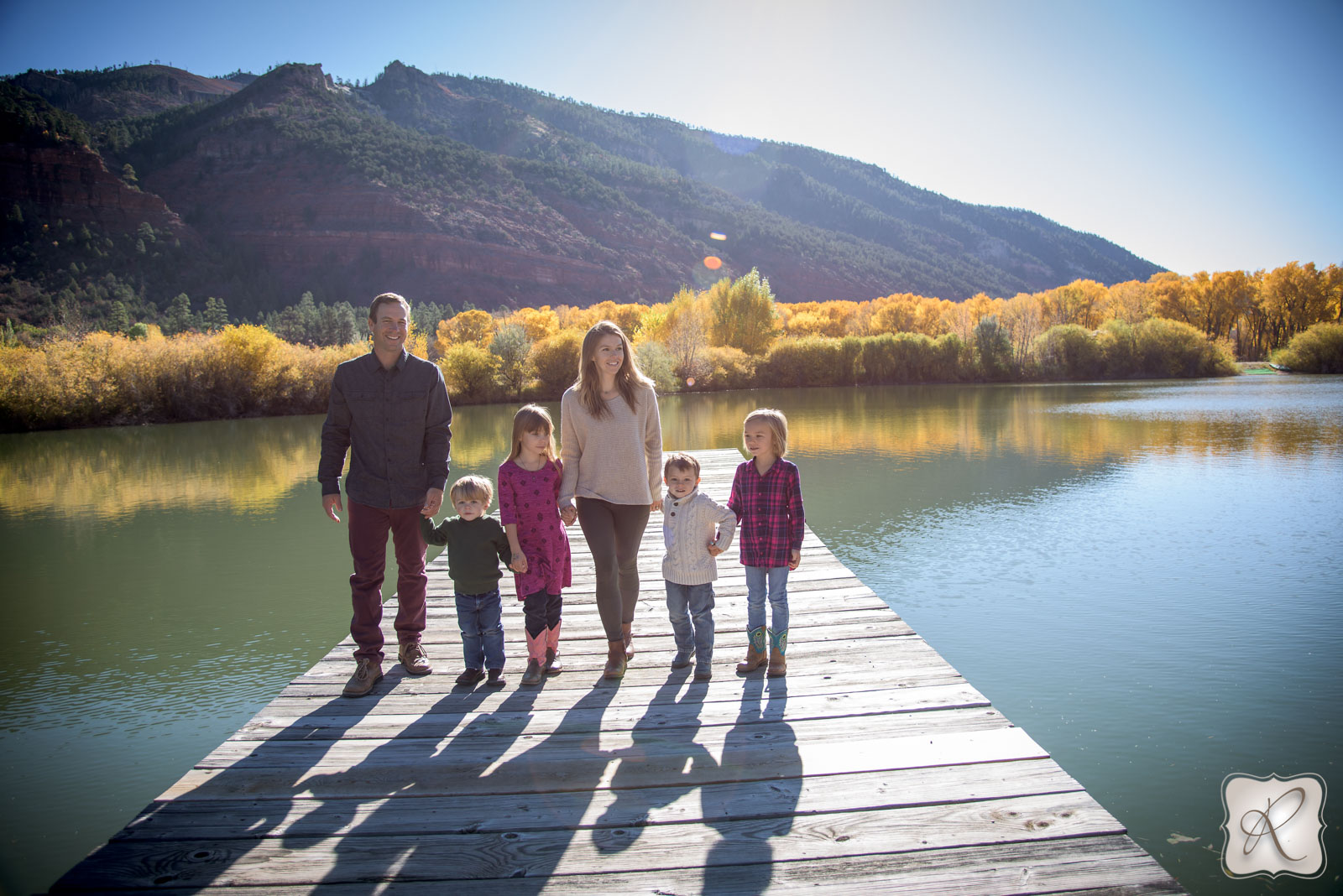 Professional Family Portraits in Durango