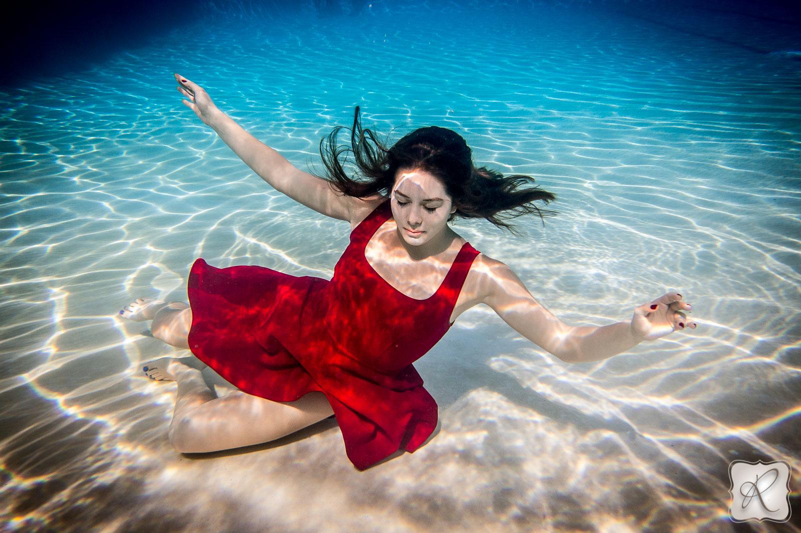 Swimming Portraits