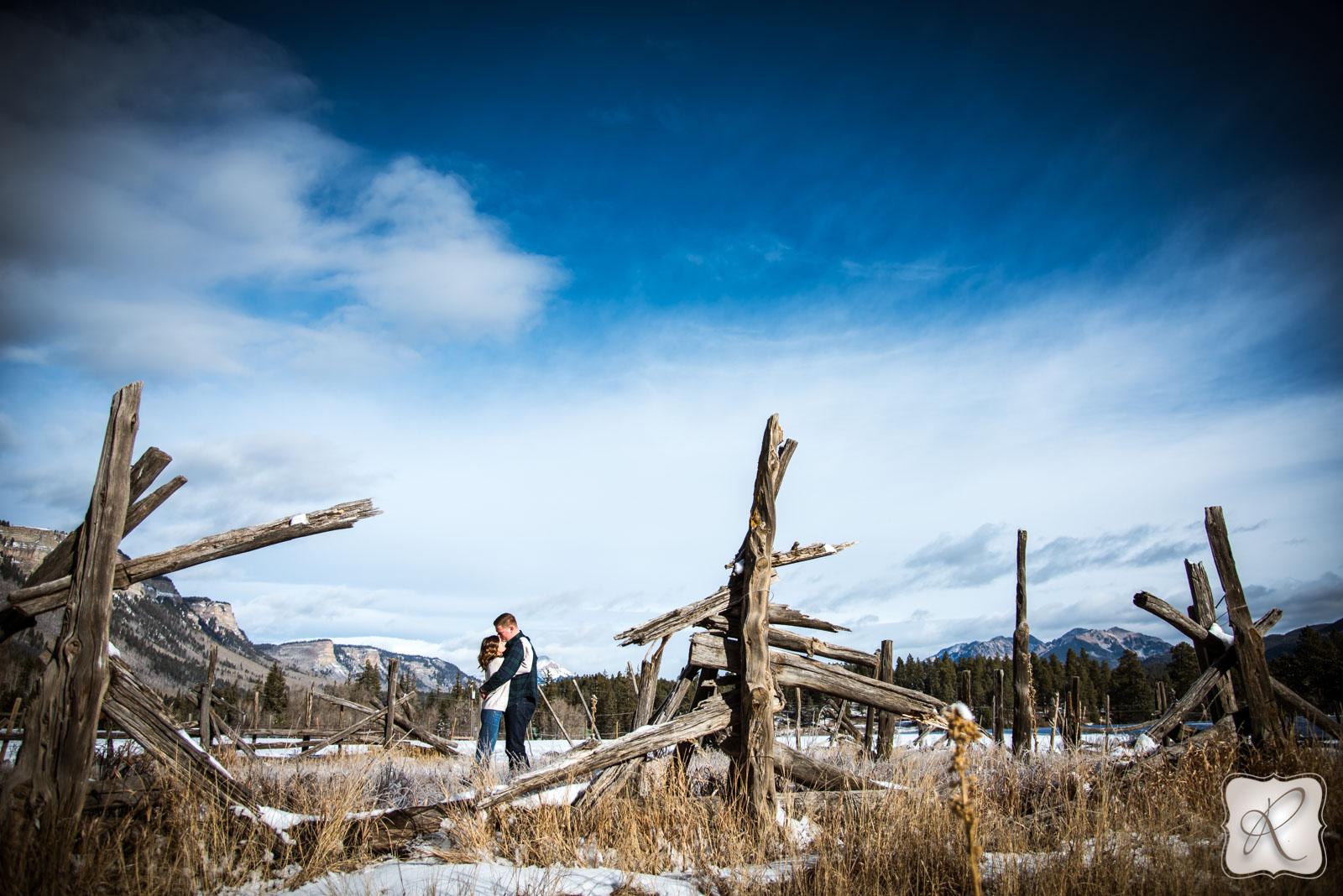 Durango Engagement Photographer