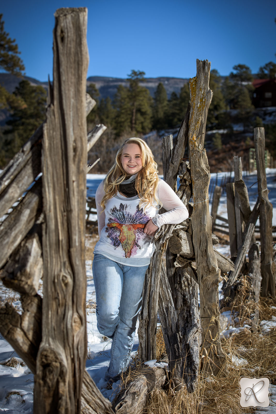Durango Senior Portrait Photographer