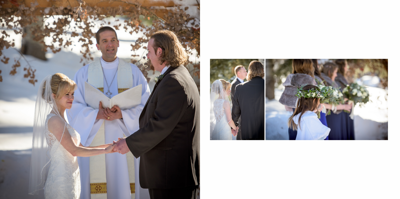 Winter Weddings Durango