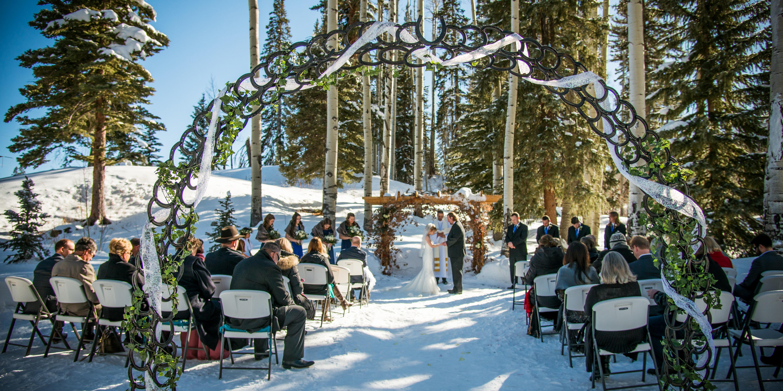 Durango Weddings in Winter