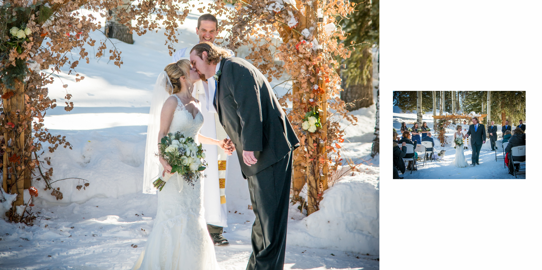 Snowy Weddings