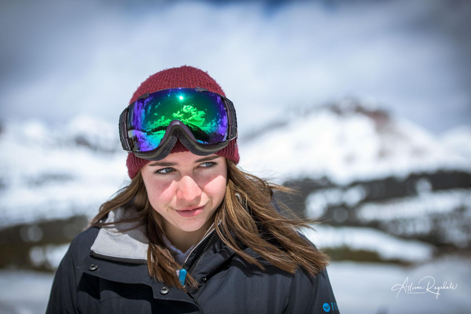 Ski Shoot