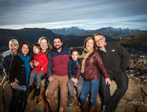 Swingle Family Portraits in Durango Colorado