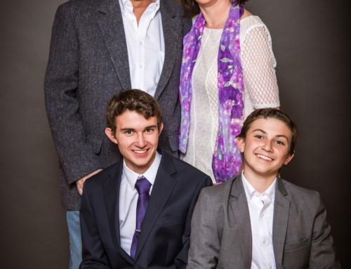 Kolter Studio Family Portraits in Durango CO
