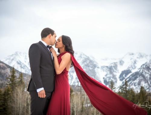 Vaughn Family Portraits in Durango Colorado