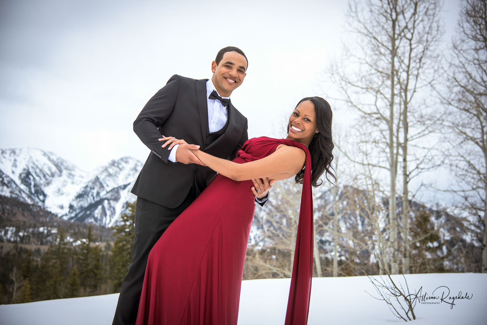 Durango Couple Portraits