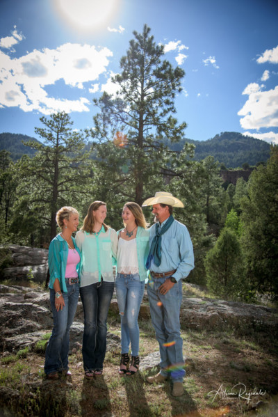 Professional Portraits in Durango