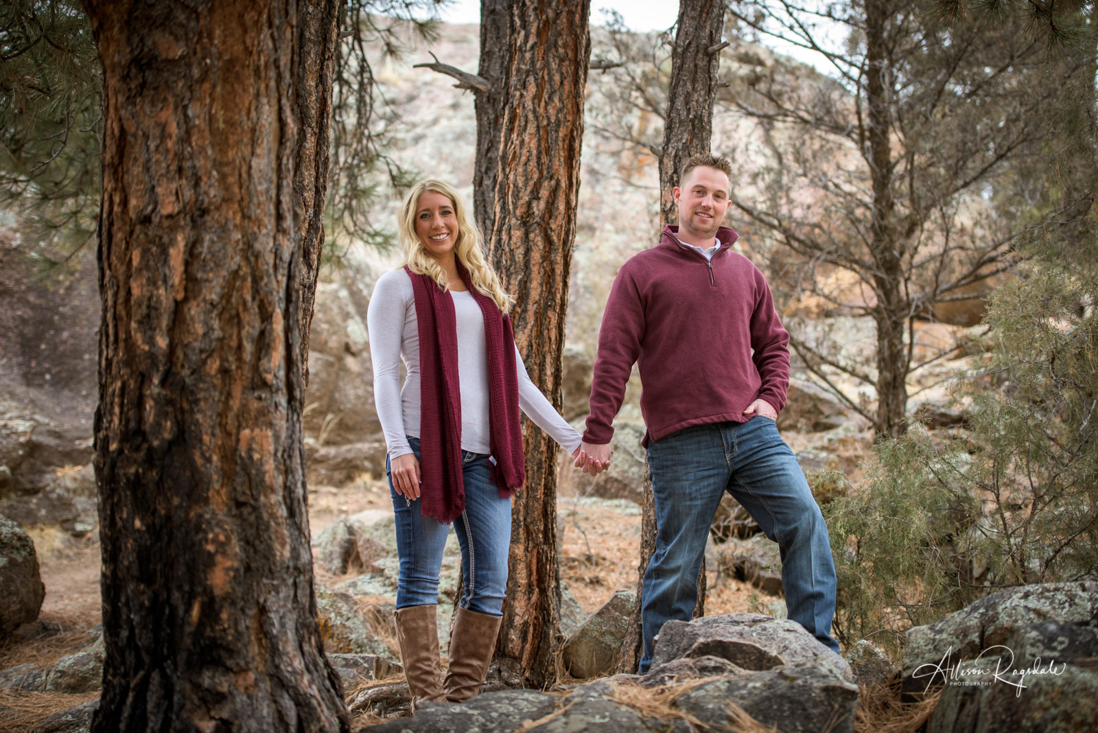 Durango Engagement Pictures