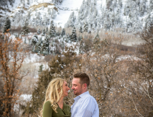 Jessie & Ryan's Durango Colorado Engagement Portraits