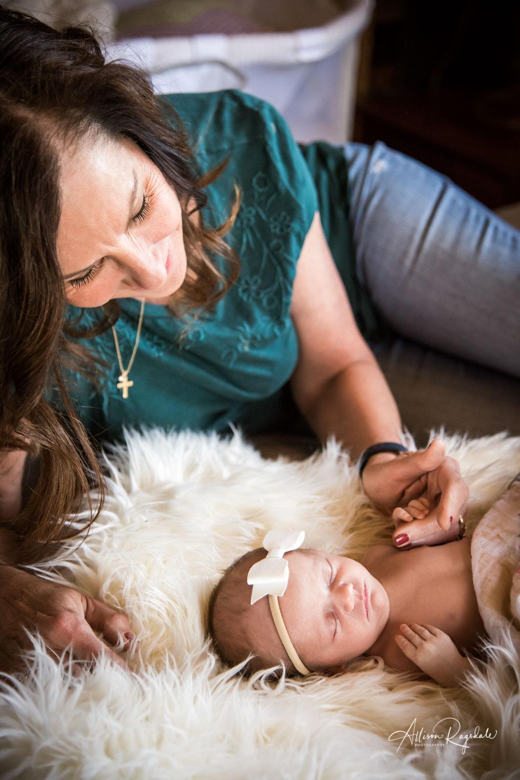 Newborn Photographer Durango