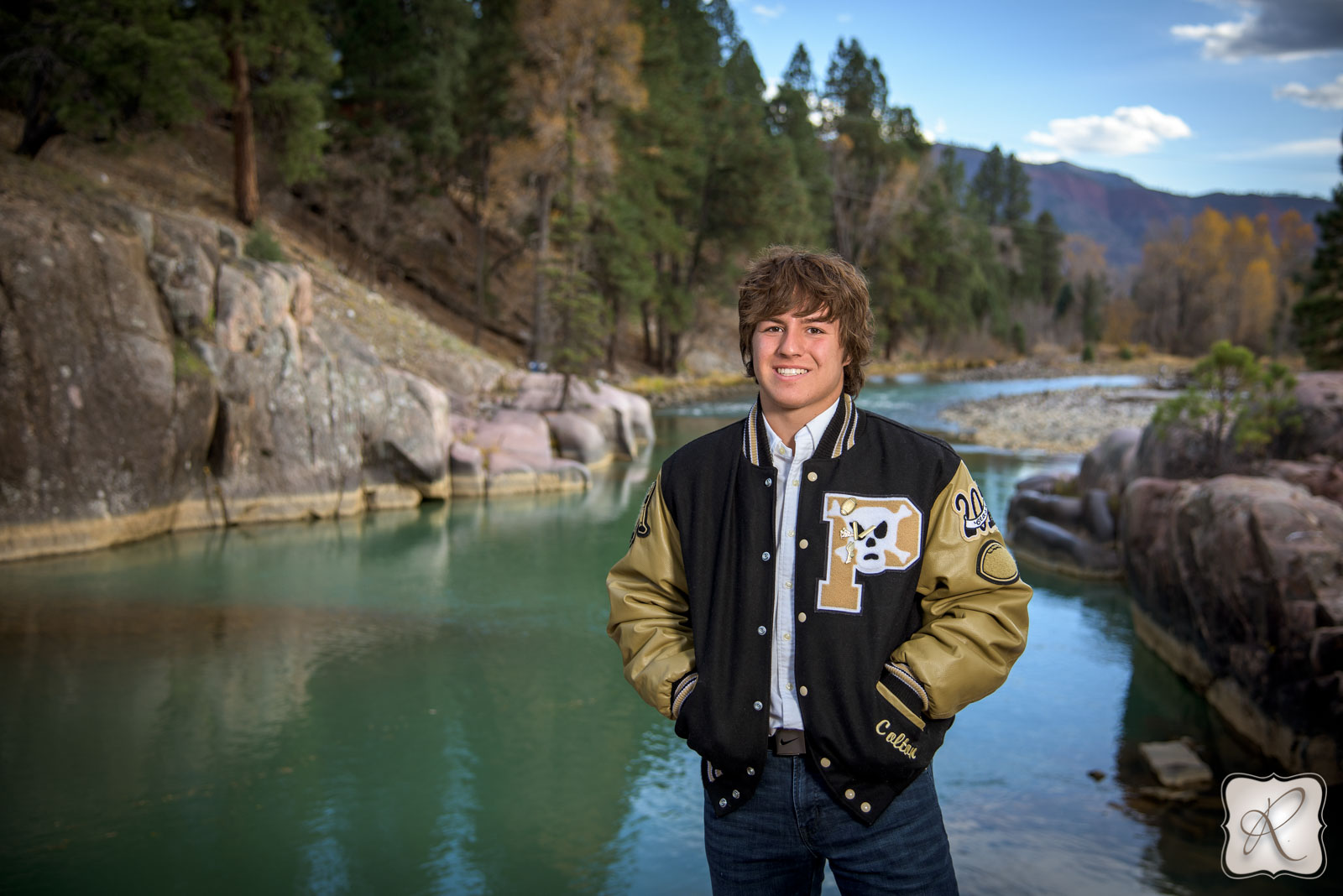 senior pictures in Durango Colorado by Allison Ragsdale Photography