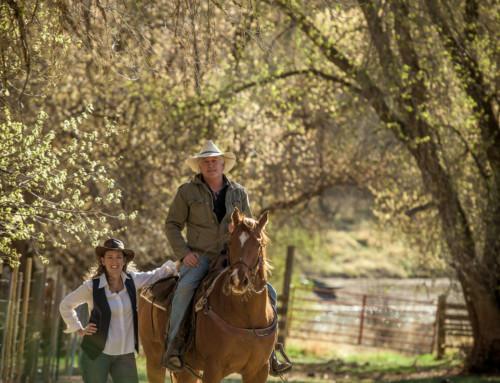 Tom and Roberta Headshots in Durango Colorado
