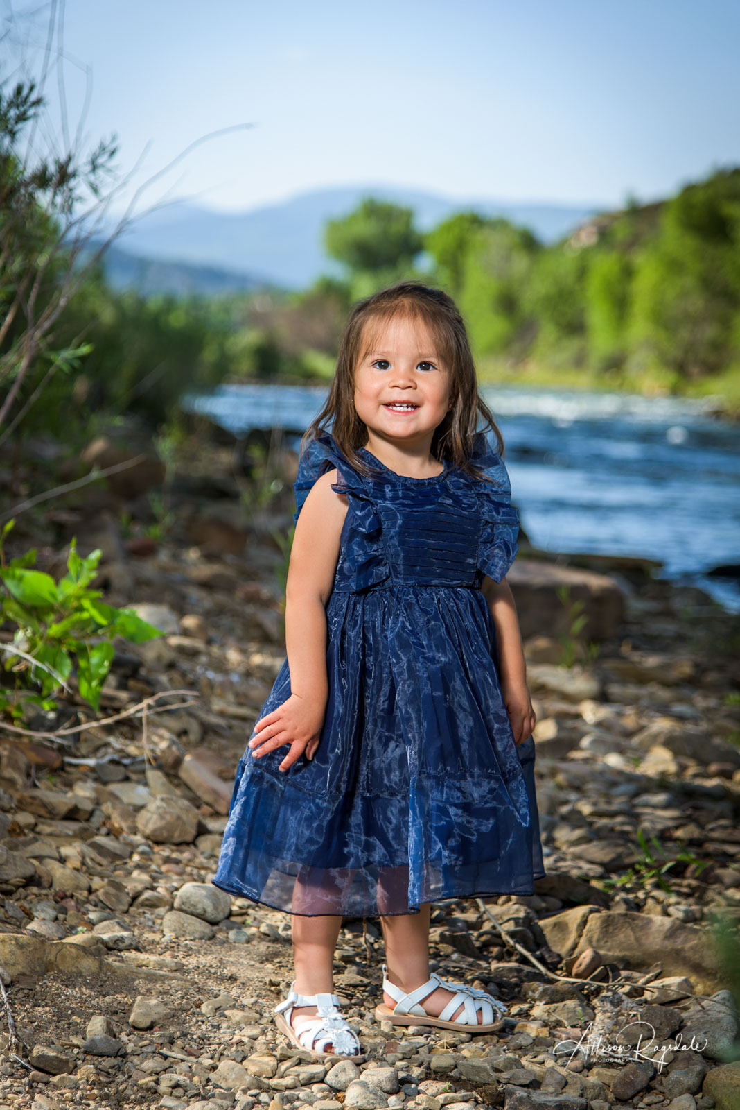 young kids portraits by Allison Ragsdale Photography