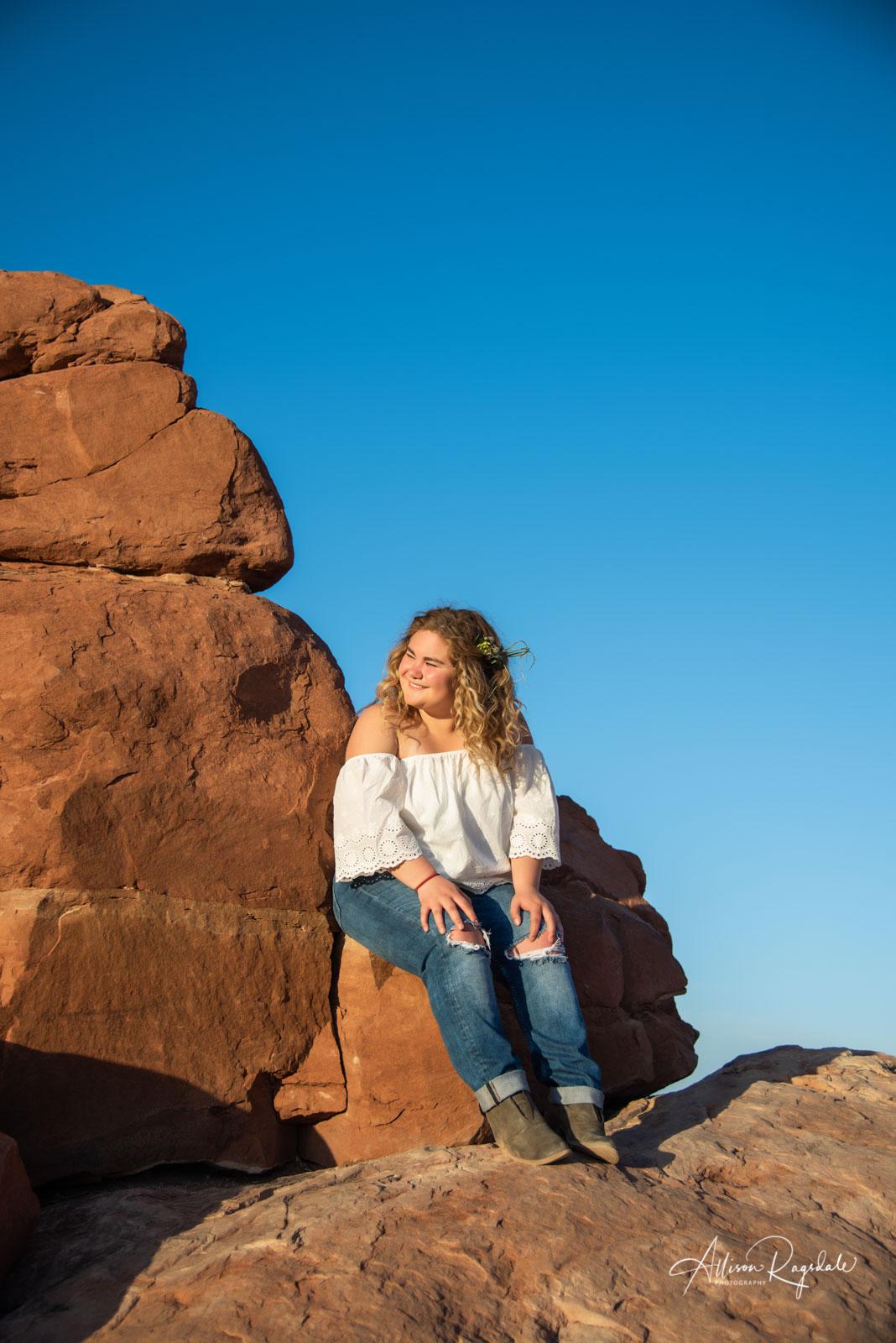 Moab UT Portraits