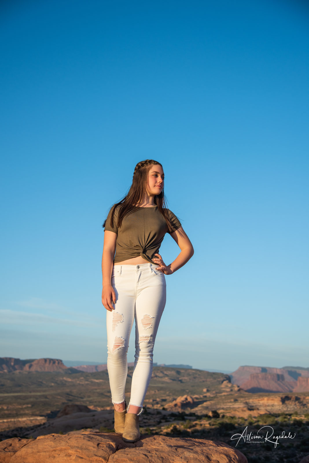 Durango Colorado Senior Portraits