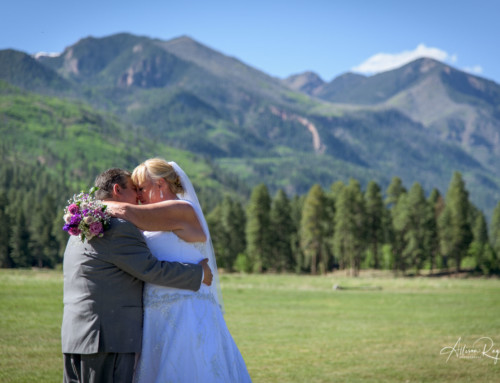 Leslie & Daniel's Vallecito Lake Wedding in Durango Colorado