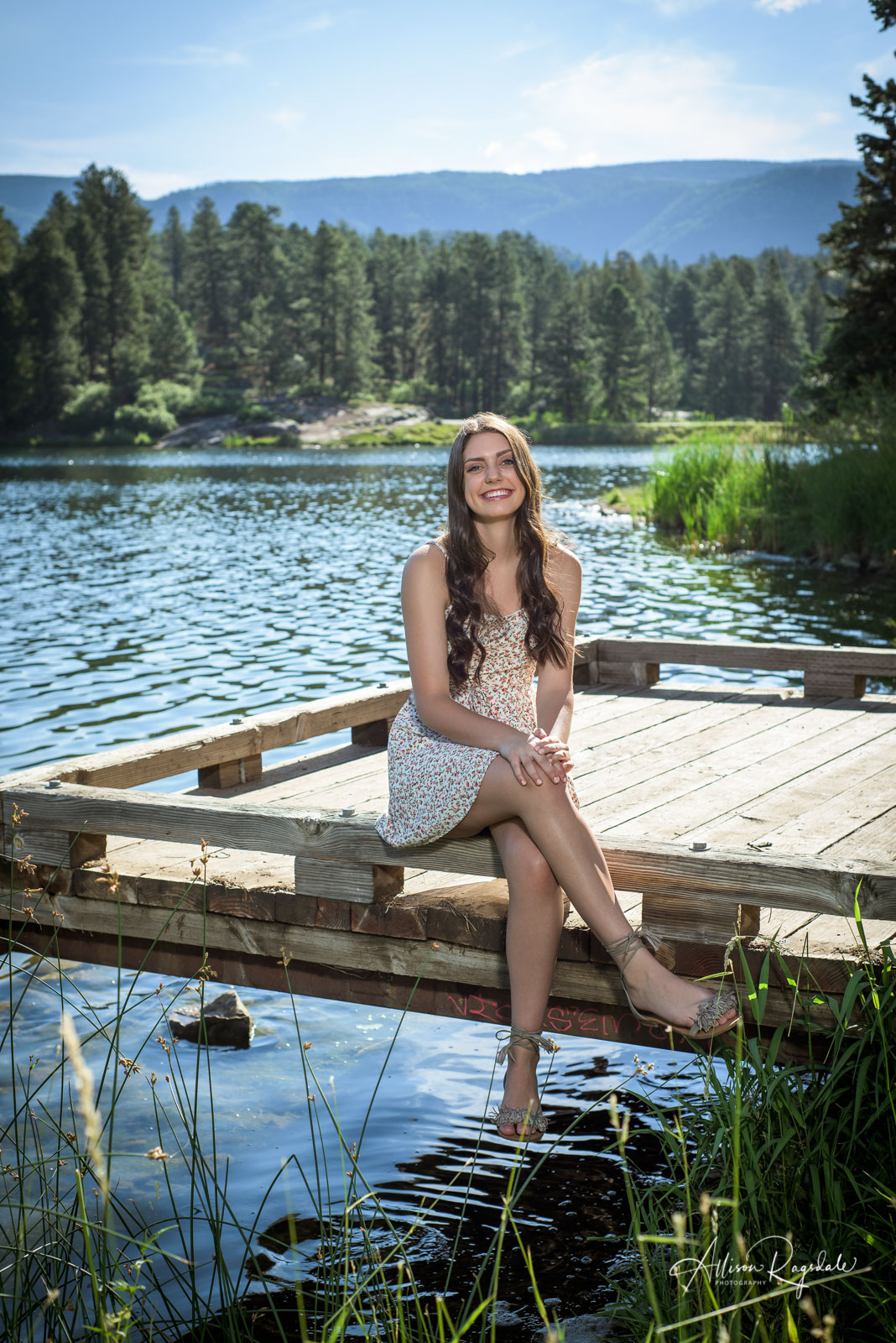 professional portraits by Allison Ragsdale Photography in Durango Colorado