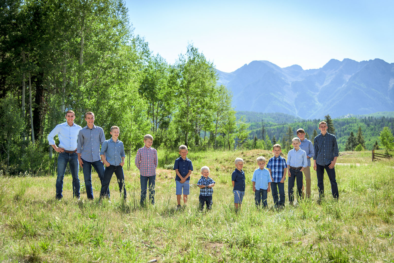 Durango Family Portraits