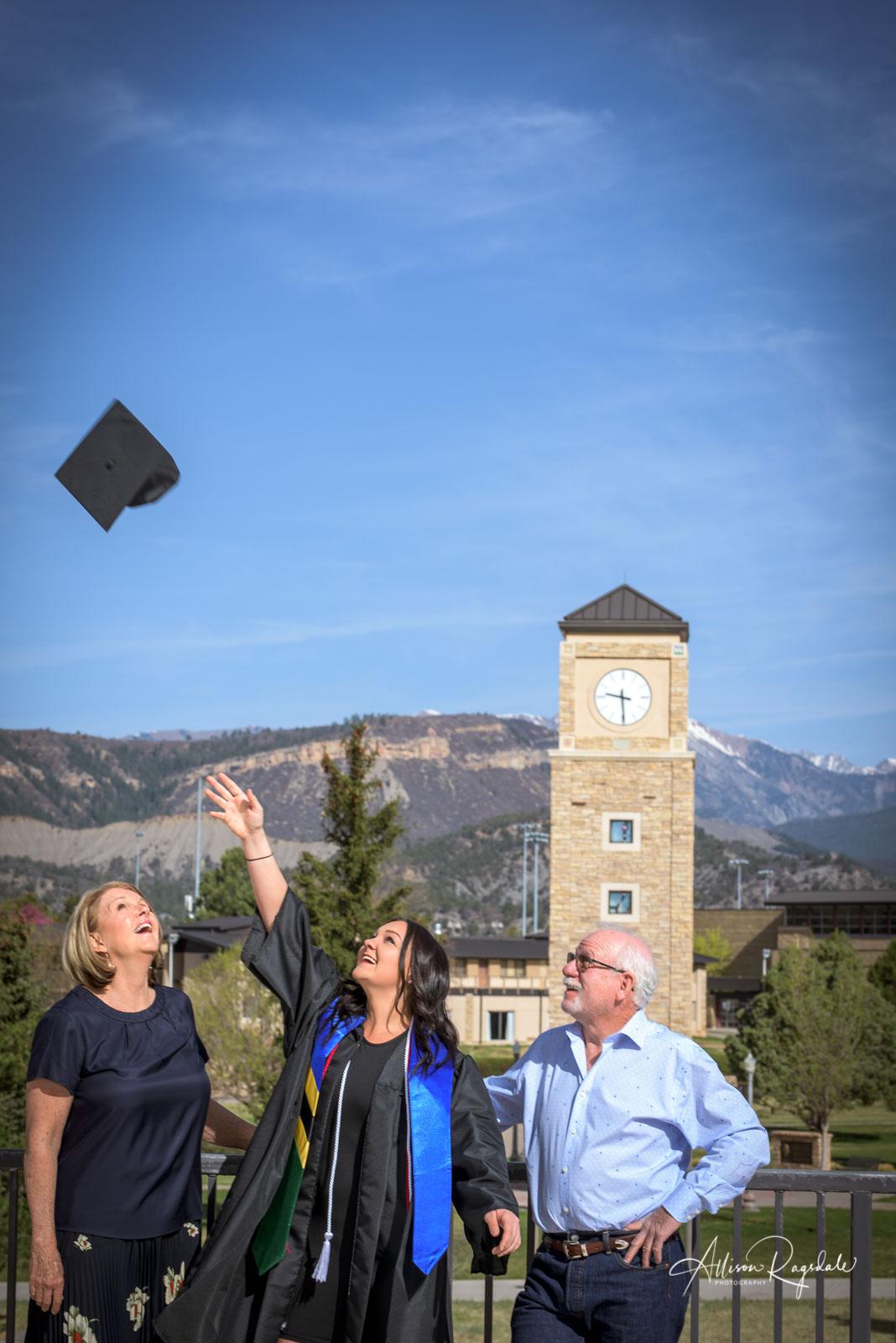 Fort Lewis College Graduation