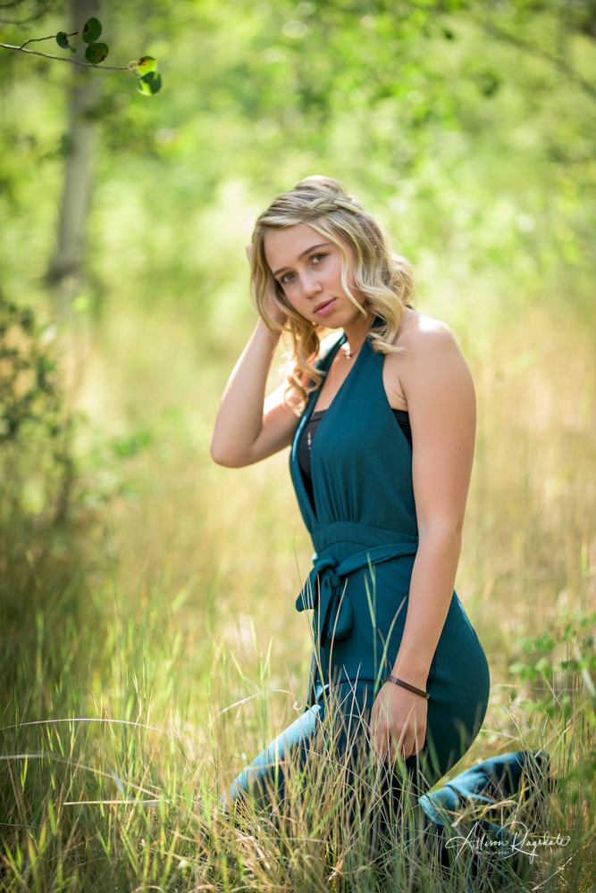 Durango Colorado Senior Portrait Photographers