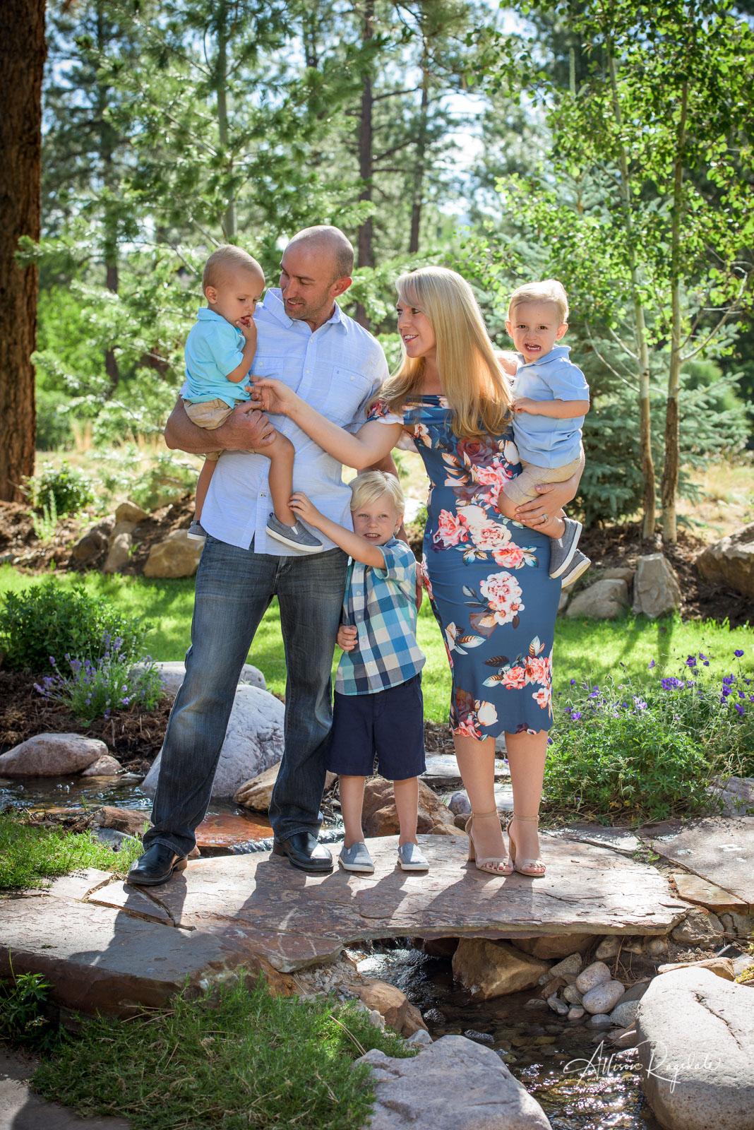 Durango Family portraits by Allison Ragsdale Photography in Durango Colorado